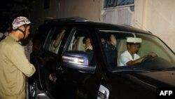 Tính đến nay, có 8 viên chức lãnh đạo Vinashin, kể cả Chủ tịch Phạm Thanh Bình (hình trên) đã bị bắt