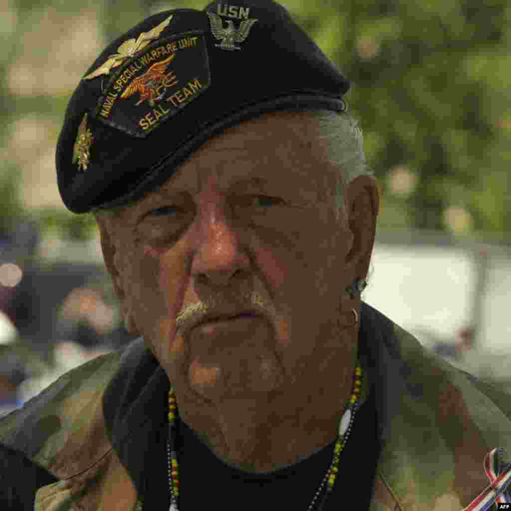 Ветеран Второй мировой войны