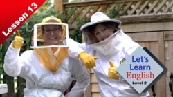 Let's Learn English - Level 2 - Lesson 13: Save the Bees!