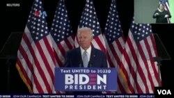 ჯო ბაიდენი, აშშ-ის ყოფილი ვიცე-პრეზიდენტი