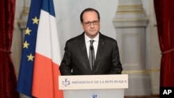 فرانسوا اولاند رئیس جمهوری فرانسه - آرشیو