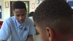 โครงการส่งเสริมการอ่านและเขียนหนังสือฝึกวัยรุ่นอเมริกันให้เป็นครูสอนพิเศษ