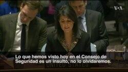 EE.UU. veta resolución de ONU sobre Jerusalén