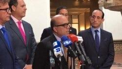 Magistrados de Venezuela respaldan a Ortega