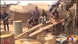 Au Burkina Faso, l'orpaillage s'est installé dans la région de Gaoua (vidéo)