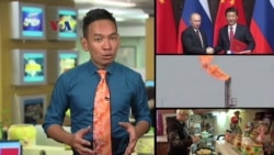 Reaksi AS terhadap Perjanjian Gas Rusia dengan China