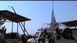 2013-12-22 美國之音視頻新聞: 美國軍人在南蘇丹受傷