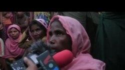 রোহিঙ্গা পরিস্থিতি নিয়ে আমাদের সংবাদদাতার রিপোর্ট