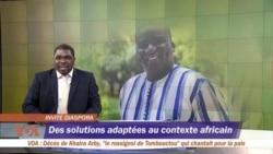 Stéphane Bougouma, jeune entrepreneur burkinabè