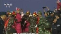 中國深圳滑坡70餘人仍下落不明