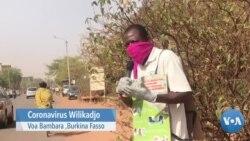 Burkina Fasso Djamana dew Dowboro ka wilikadjo kekase corona virus Banakisai ma
