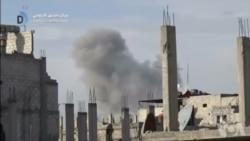 """美国称俄罗斯大马士革郊区设人道走廊之说是""""笑话"""""""