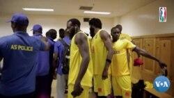 Sanfau Tchelu BAL Bina Damina Kigali Rwanda Marala AS Police