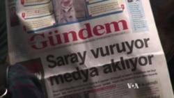 'Türkiye'de Medya Özgürlüğü Ciddi Tehdit Altında'