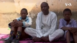 Nigerian Schoolboys Talk About Abduction Ordeal
