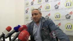Vəkil:Rauf Mirqədirov jurnalist fəaliyyətinə görə həbs olunub