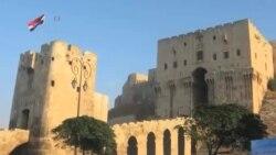 جنگ داخلی سوریه و میراث های تاریخی