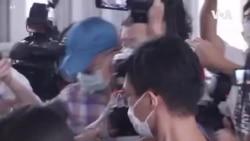 黎智英被控違反國安法 香港民主派聲音遭遇強大壓力