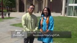 Puasa di AS: Kampus Indiana University of Pennsylvania (4)