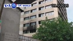 Lại cháy xưởng dệt may tại Bangladesh, 8 người chết (VOA60)