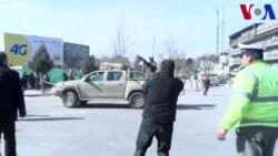 حمله روز شنبه کابل