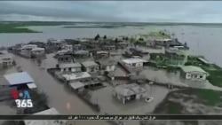 انتقادات از نحوه امدادرسانی به مردم بعد از سیل در استان گلستان