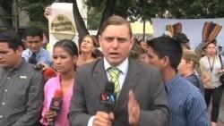 Aumentan agresiones a periodistas en Venezuela