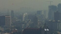 Infrared Camera Can See 'Invisible' Air Pollution