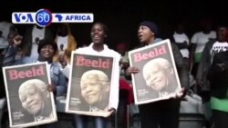 VOA60 Afirka: Nelson Mandela, Disamba 10, 2013