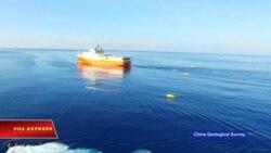 Truyền hình VOA 9/8/19: VN: Tàu Hải Dương 8 của TQ đã ngừng hoạt động