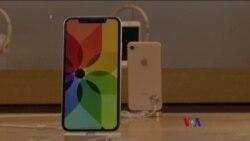 蘋果手機iPhone10全球開賣 看重中國市場
