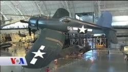 Havacılık ve Uzay Tarihinin Tanıkları Washington'a Yarım Saat Uzaklıkta