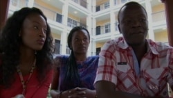 Young Africans Arrive in US for Leadership Program