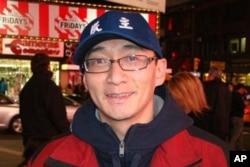 中國民主黨成員龔曉麟