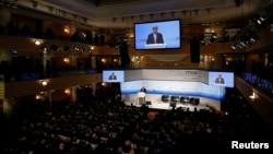 Выступление Керри в субботу на конференции по безопасности в Мюнхене
