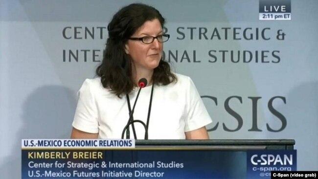 Kimberly Breier, subsecretaria de Estado de EE.UU. también dijo que Nicolás Maduro ya no es parte de la solución en Venezuela.