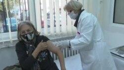 Над еден милион вакцинирани во С. Македонија