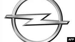Logo kompanije Opel