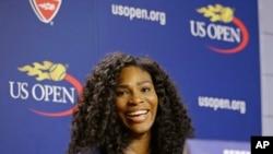 Tennis ustası Serena Vilyams