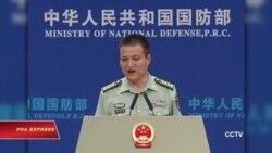 Trung Quốc và Nga diễn tập hải quân ở Biển Đông