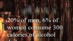 Calorías del alcohol