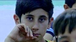 Irak'taki Yetimhane IŞİD Mağduru Ezidi Çocukların Yeni Yuvası Oldu