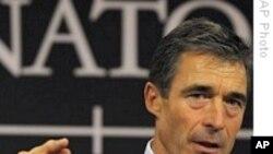 北约秘书长会晤奥巴马并重申对阿富汗承诺