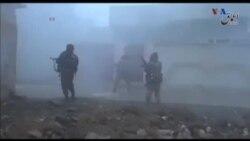 پیشروی ارتش عراق در موصل پس از یک هفته توقف عملیات