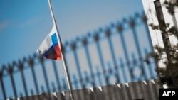 روسی سفارتخانہ (فائل فوٹو)