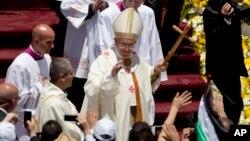 羅馬天主教教宗方濟各5月25日在約旦作3天訪問。