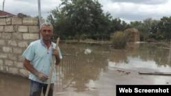 Sentyabrın 1-də yağan yağışlar İsmayıllıda, Qubada, Xaçmazda və ölkənin bəzi bölgələrində ciddi fəsadlar yaradıb