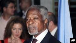 Specijalni izaslanik UN-a za Siriju Kofi Anan