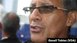 Germano Rivera se encontraba trabajando en una joyería frente a las Torres Gemelas durante los ataques, hace 12 años. En esta historia nos relata lo ocurrido.