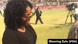 Bona Mugabe-Chikore, Daughter of Late President Robert Mugabe